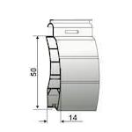 AriaExtra 12x50 - Fori da 18 cm