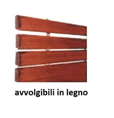 tapparelle di legno